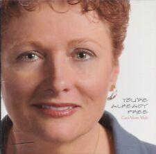 Carol Martin Merlo - You're Already Free - Spiritual Inspirational Folk Songs CD
