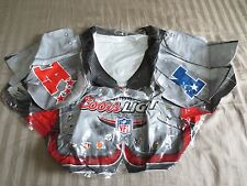 Coors Light NFL Football Shoulder Pads Beer Inflatable Blow Up 32x21 in. (PG397)