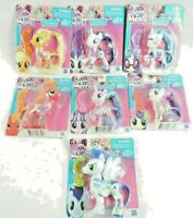 My Little Pony The Movie All About Dolls Figures Authentic Figure lot new 7 pcs.