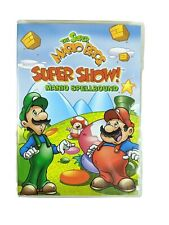 Super Mario Bros Super Show DVD Mario of the Deep & Mario Spellbound