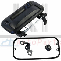 Textured Rear Tail Gate Tailgate Handle Outside W/ Camera Hole For Ford F150 +