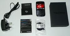 BlackBerry Bold 9790 - 8GB - Black Smartphone: Vodafone Network Boxed'