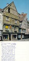 1970's TYPCAL HOUSE DREUX FRANCE UNUSED COLOUR POSTCARD