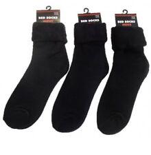 3 Pares De Para Hombre Calcetines Térmicos Cama Caliente Mullido Calcetines Térmicos Colores Surtidos