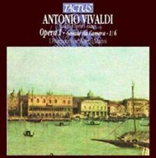 ANTONIO VIVALDI: LE DODICI OPERE A STAMPA - SONATE A TRE 1-6 NEW CD