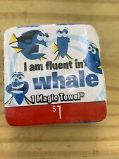MAGIC TOWEL DORY 2016 PEachtree Whale