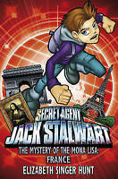 (Good)-Jack Stalwart: The Mystery of the Mona Lisa - France (Paperback)-Elizabet