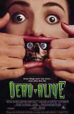 DEAD ALIVE Movie MINI Promo POSTER Timothy Balme Diane Pefialver Elizabeth Moody