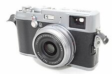 Fujifilm FinePix X Series X100 12.3 MP Point & Shoot  Digital Camera Silver