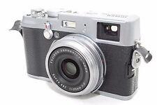 Fujifilm FinePix X Series X100 12.3 MP Point & Shoot  Digital Camera Silver