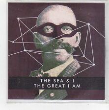 (FN583) The Sea & I, The Great I Am - 2014 DJ CD