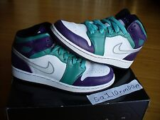 Nike Air Jordan Emerald 1 sz 7 y  cement XI laser tiff space dunk quick strike