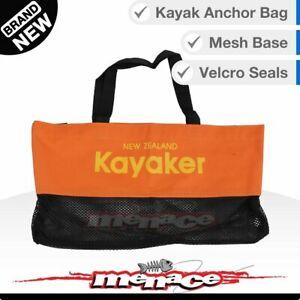 Kayak Anchor Kit Carry Bag Drainage Mesh - Handles