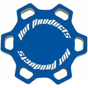 Hot Products Logo Racing Billet Yamaha Gas Cap Blue 50-9513