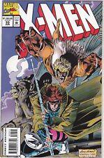 X-MEN #33 / SABRETOOTH / GAMBIT / NICIEZA / KUBERT / MARVEL COMICS 1994