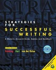 Strategies for Successful Writing with 2001 APA Guidelines (6th Edition)
