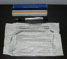 1930s Vintage Original LITERPENCIL Lighter Pencil 1934 The Osborne Co NJ