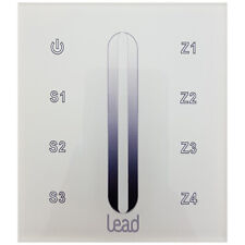 Wcd Touch Interruptor Wall Control Dimming LED Paneles Lead Energy Interruptor