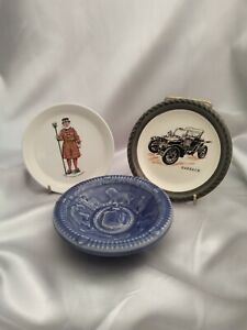 Wade X 2, Alcester X1 Pin Dishes