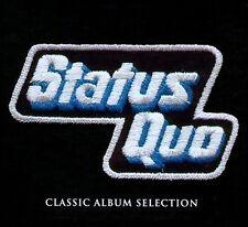 Classic Album Selection [Box] by Status Quo (UK) (CD, Mar-2013, 5 Discs, Universal)
