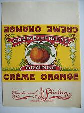 chocolat belge Schaltin Liège emballage neuf vers 1920 chocolate