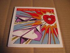 LIGHTNING SEEDS - YOU SHOWED ME - 1-TRACK-CD - XPCD 2143 - PROMO