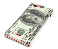 Custodia Protettiva F Sony Xperia J st26i CASE COVER BORSA STATI UNITI AMERICA DOLLARI $100