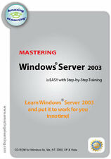 Learn Microsoft Windows Server 2003 - Training Tutorial