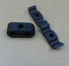 Doppelrohrschellen Rohr-Außen-Ø 10 mm Druckluft- Mess- Regeltechnik Maschinenbau