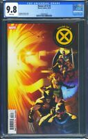 House of X 3 (Marvel) CGC 9.8 White Pages Jonathan Hickman story