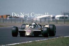 Riccardo Patrese Arrows A2 British Grand Prix 1979 Photograph