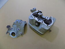 1983 83' Honda ATC200E ATC200-E Big Red / OEM NICE CYLINDER HEAD WITH ROCKER BOX