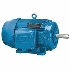 Weg 02018et3e256t W22 3 Phase General Purpose Motor 20 Hp 256t Frame