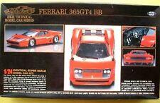 Marui 1/24 Ferrari 365 GT4 BB model kit