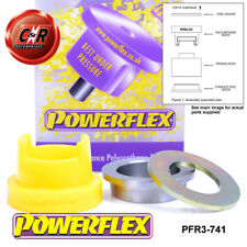 Audi A7 Quattro 2012 onwards Powerflex Rear Diff Front Bush Insert PFR3-741