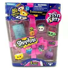 Shopkins Season 7 Join The Party Lantern 5 Pack Of Shopkins NEW