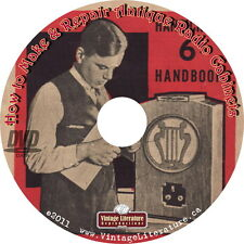 How To Build and Repair Antique Radio & Phonograph Cabinets on DVD