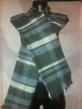 Women's Acrylic Scarf Plaids Checks Scarves & Wraps