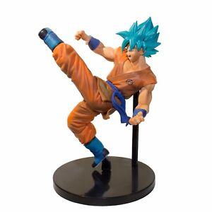 Dragon Ball Super - Super Saiyan Blue Goku - Action Pose - Figure