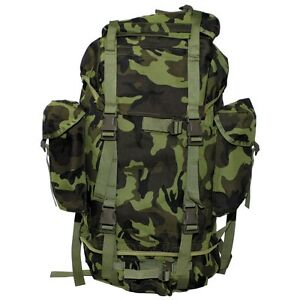 MFH Backpack Bag Military Man Woman Bw Combat Backpack 2197.9oz