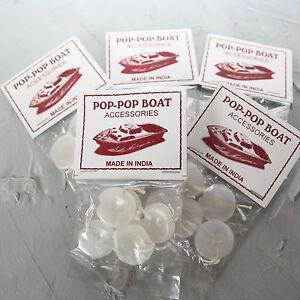Knatterboot Ersatzkerzen für Kerzenboot  Pop Pop Boot Kerzen