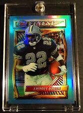 1994 EMMITT SMITH TOPPS FINEST REFRACTOR #1 DALLAS COWBOYS HOF SHARP  (627)