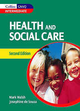 Very Good, Health and Social Care GNVQ - Health and Social Care: for Intermediat