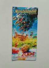 Freizeitpark - Mirabilandia - Prospektmaterial - 2004