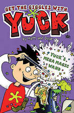 Yuck's Mega Magic Wand: And Yuck's Pirate Treasure by Matt and Dave New Book