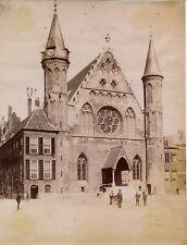 LA HAYE c. 1890 - Eglise Hollande - ALB P 8