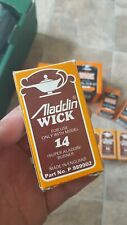 "Aladdin Genuine 1"" Paraffin Heater Lamp Wick ~ 23 21c or 14"