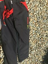 JONSERED Chainsaw Safety Trousers Class 1