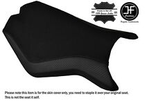 GRIP & CARBON BLACK ST CUSTOM FITS KTM SUPERDUKE 990 R 07-14 FRONT SEAT COVER