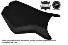 GRIP & CARBON BLACK ST CUSTOM FITS KTM SUPERDUKE 990 R 07-14 FRONT SEAT COVER